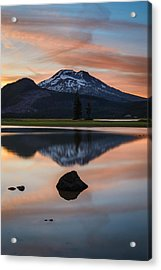 Sparks Lake At Sunset Acrylic Print