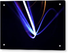 Sparks -the Encore Acrylic Print by Peter Olsen