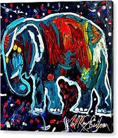 Sparky Acrylic Print