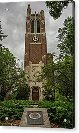 Spartan Bell Tower Acrylic Print