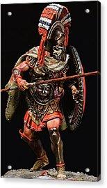 Spartan Hoplite - 05 Acrylic Print
