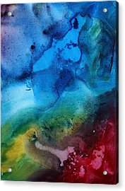 Speak To Me 3 Acrylic Print by Megan Duncanson