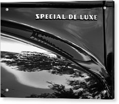 Special Deluxe Acrylic Print by Mark Alan Perry