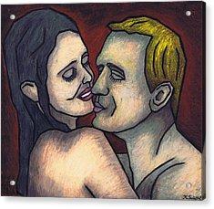 Special To Me Acrylic Print by Kamil Swiatek