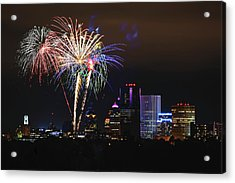 Spectacular Celebration Acrylic Print