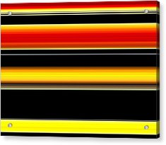 Spectra 10112 Acrylic Print by Chuck Landskroner