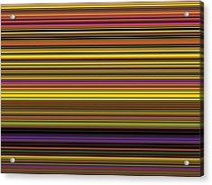 Spectra 10120 Acrylic Print by Chuck Landskroner