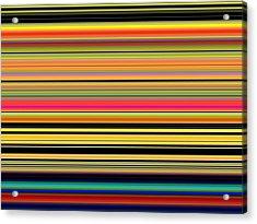Spectra 10130 Acrylic Print by Chuck Landskroner