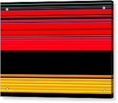 Spectra 10132 Acrylic Print by Chuck Landskroner