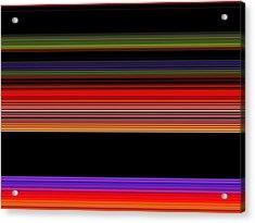 Spectra 10145 Acrylic Print by Chuck Landskroner