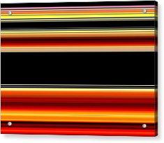 Spectra 4 Acrylic Print by Chuck Landskroner