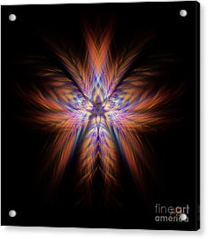 Spectra Acrylic Print by Alina Davis