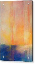 Spectral Sunset Acrylic Print