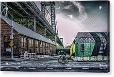 Speed Racer Acrylic Print by Jeffrey Friedkin