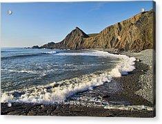 Spekes Mill Beach Acrylic Print