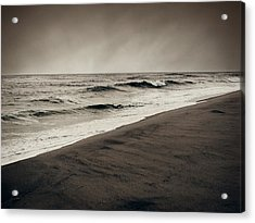 Spending My Days Escaping Memories Acrylic Print by Dana DiPasquale