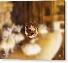 Sphere 15 Degas Acrylic Print