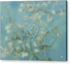 Sphere Ill Van Gogh Acrylic Print