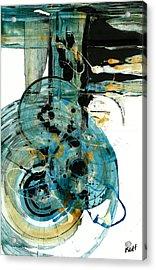 Spherical Joy Series 210.012011 Acrylic Print by Kris Haas