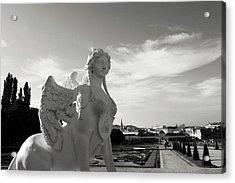 Sphinx- By Linda Woods Acrylic Print
