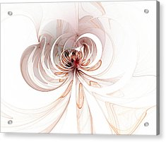 Spiderlily Acrylic Print