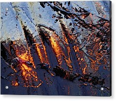 Spiking Acrylic Print