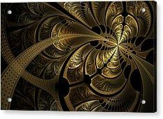 Spinning Splits Acrylic Print