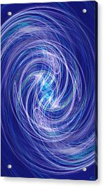 Spiral Dance Acrylic Print