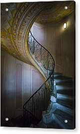 Spiral Staircase Melk Abbey II Acrylic Print