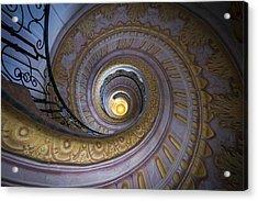 Spiral Staircase Melk Abbey IIi Acrylic Print