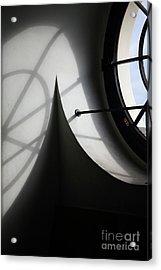 Spiral Window Acrylic Print