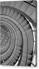 Acrylic Print featuring the photograph Spiraling Down  by Tara Lynn