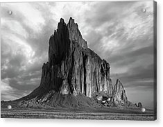 Acrylic Print featuring the photograph Spire To Elysium by Jon Glaser