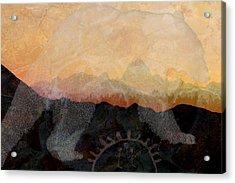 Spirit Bear # 6 Acrylic Print