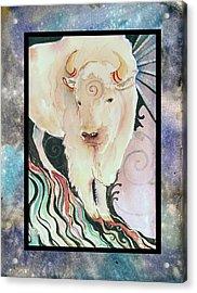 Spirit Buffalo Acrylic Print