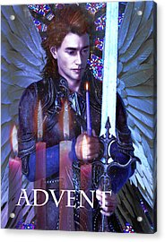 Spirit Of Advent Acrylic Print