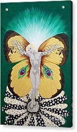 Blaa Kattproduksjoner             Spirit Of Aurelias Flight Acrylic Print