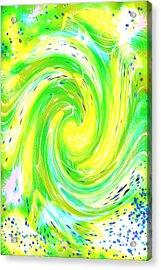 Spirit Of Nature I I Acrylic Print