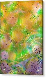 Spirit Of Nature I I I Acrylic Print