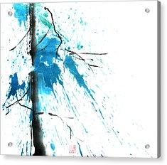 Spirit Of Pine I Acrylic Print by Mui-Joo Wee