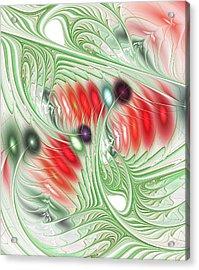 Spirit Of Spring Acrylic Print