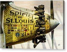 Spirit Of St Louis Acrylic Print