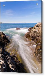 Spirit Of The Atlantic Acrylic Print