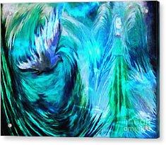 Spirit Sanctuary Acrylic Print