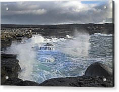 Spirit Waves Ireland Acrylic Print