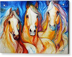 Spirits Three Acrylic Print