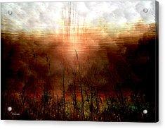 Spiritual Awakening Acrylic Print by Linda Sannuti