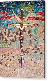 Spiritual Beauty Acrylic Print