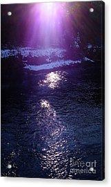 Spiritual Light Acrylic Print