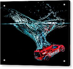 Splash Down Acrylic Print